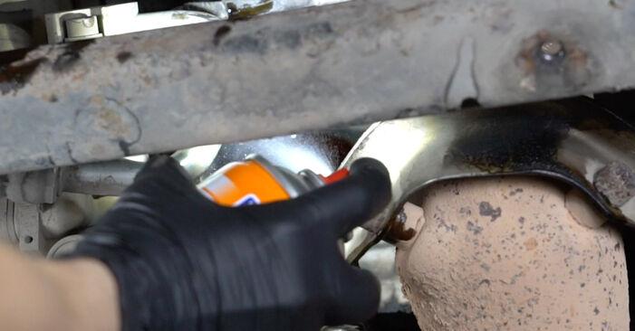 Ibiza III Hatchback (6L) 1.4 TDI 2005 Filtro de Aceite manual de taller de sustitución por su cuenta