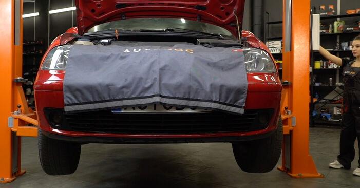 Cambie Filtro de Aceite en un SEAT Ibiza III Hatchback (6L) 1.9 SDI 2005 usted mismo
