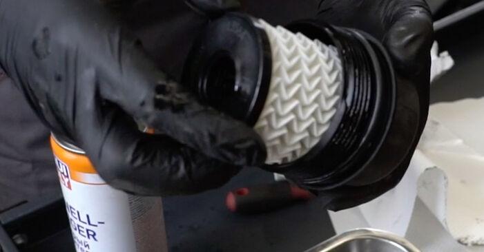 Zweckdienliche Tipps zum Austausch von Ölfilter beim PEUGEOT 307 SW (3H) 2.0 HDI 110 2001