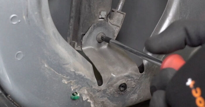 How to remove AUDI A4 2.0 2008 Window Regulator - online easy-to-follow instructions