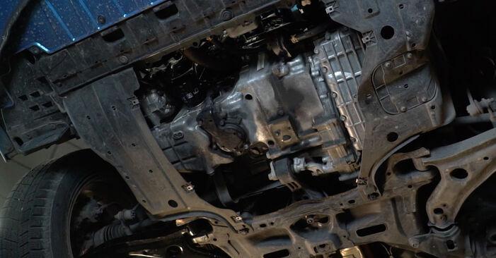 Ölfilter am HONDA INSIGHT (ZE_) 1.5 Hybrid (ZE3) 2014 wechseln – Laden Sie sich PDF-Handbücher und Videoanleitungen herunter