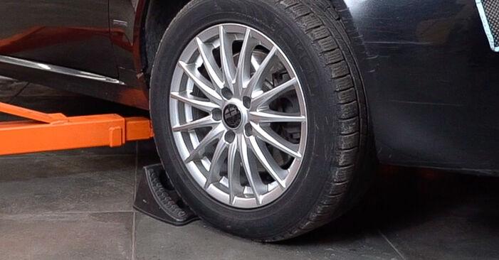 Wie Koppelstange Alfa Romeo 159 Sportwagon 1.9 JTDM 16V 2005 tauschen - Kostenlose PDF- und Videoanleitungen