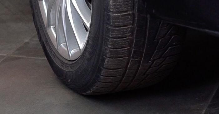 Wechseln Koppelstange am ALFA ROMEO 159 Sportwagon (939) 1.9 JTDM 8V 2008 selber