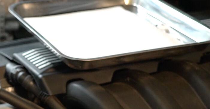 Wieviel Zeit nimmt der Austausch in Anspruch: Ölfilter beim BMW E39 1998 - Ausführliche PDF-Anleitung
