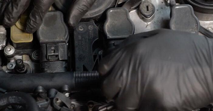 Προτάσεις βήμα προς βήμα για την KANTO ΜΟΝΟΣ ΣΟY αντικατάσταση Audi A4 B8 Sedan 2011 S4 3.0 quattro Μπουζί