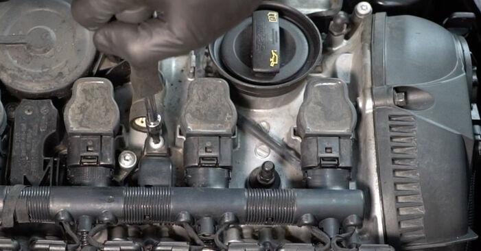 Αλλάζοντας Μπουζί σε AUDI A4 Sedan (8K2, B8) 3.0 TDI quattro 2010 μόνοι σας