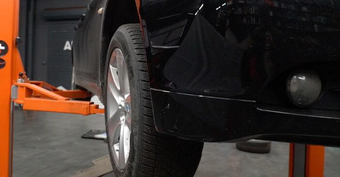 Wieviel Zeit nimmt der Austausch in Anspruch: Ölfilter beim BMW E60 2009 - Ausführliche PDF-Anleitung
