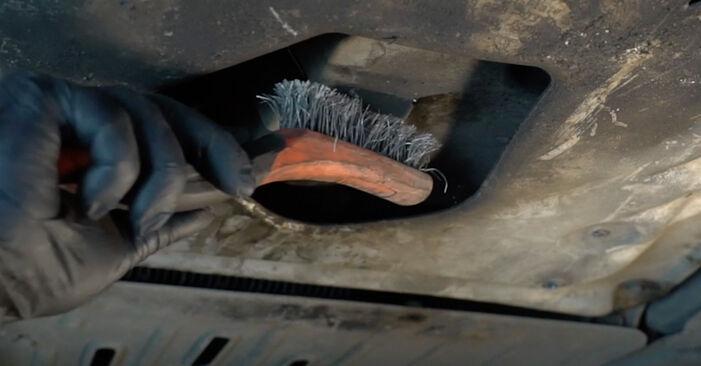 Wie man Ölfilter beim BMW 5 Limousine (E60) 2006 austauscht – Downloaden Sie sich PDF-Anleitungen und Video-Tutorials