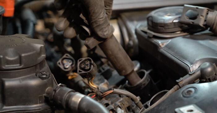 Ako vymeniť Zapalovacia sviečka na BMW 1 Coupe (E82) 2004 – tipy a triky