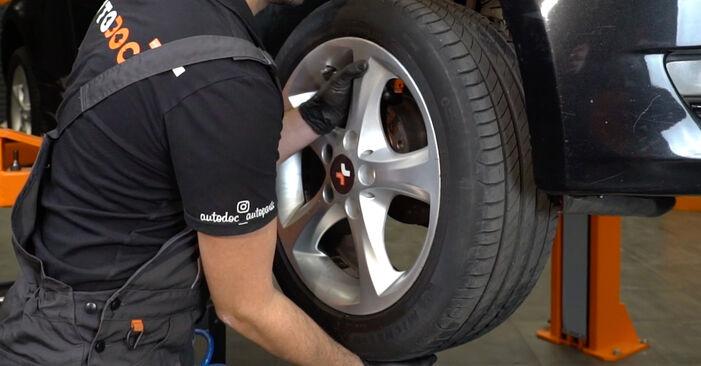 Kā noņemt BMW 1 SERIES 125i 3.0 2010 Kustības dinamikas regulēšana - viegli izpildāmas tiešsaistes instrukcijas