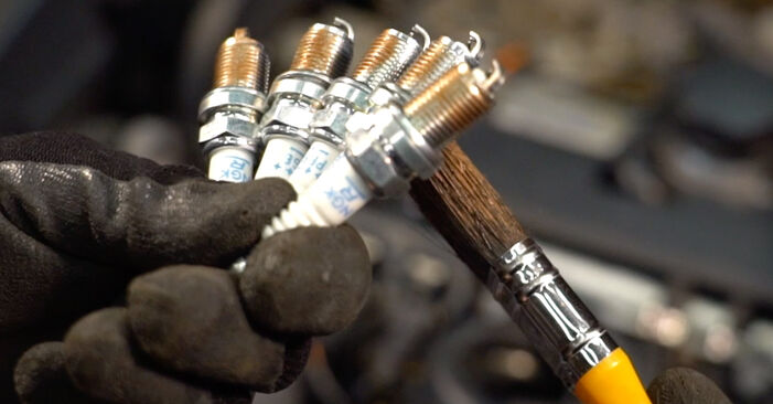 DIY replacement of Spark Plug on VOLVO V70 II (285) 2.4 T 2003 is not an issue anymore with our step-by-step tutorial