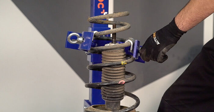 Need to know how to renew Shock Absorber on FIAT DOBLO ? This free workshop manual will help you to do it yourself