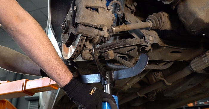 FIAT DOBLO 1.6 16V Shock Absorber replacement: online guides and video tutorials