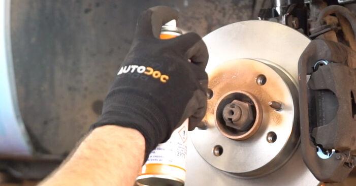 Come cambiare Biellette Barra Stabilizzatrice su Fiat Punto 188 1999 - manuali PDF e video gratuiti
