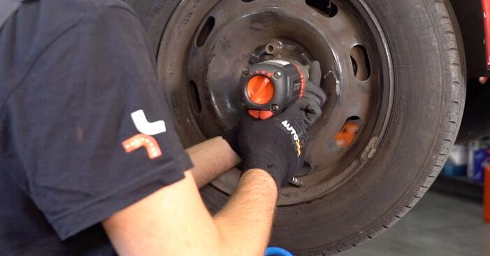 Trocar Tirante da Barra Estabilizadora no CITROËN C3 I Hatchback (FC_, FN_) 1.6 16V 2005 por conta própria