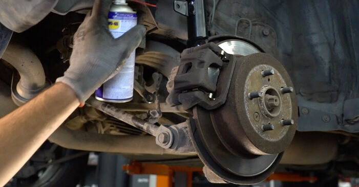 Changing of Anti Roll Bar Links on Lexus RX XU30 2005 won't be an issue if you follow this illustrated step-by-step guide