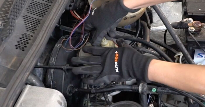How to change Brake Discs on Golf 3 1991 - free PDF and video manuals