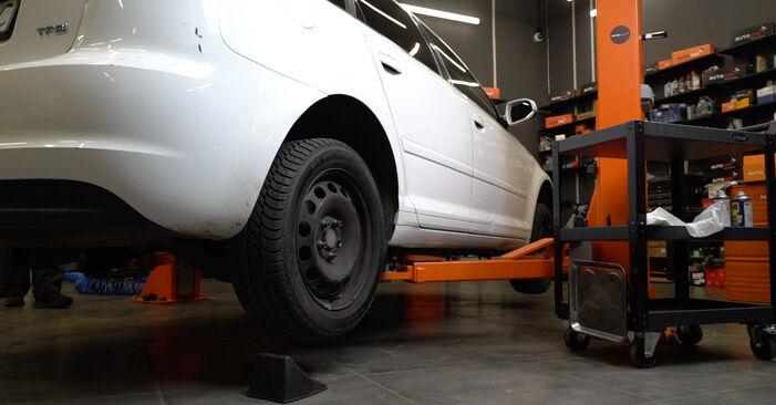 Wie Kraftstofffilter Audi A3 8pa 2.0 TDI 16V 2003 tauschen - Kostenlose PDF- und Videoanleitungen