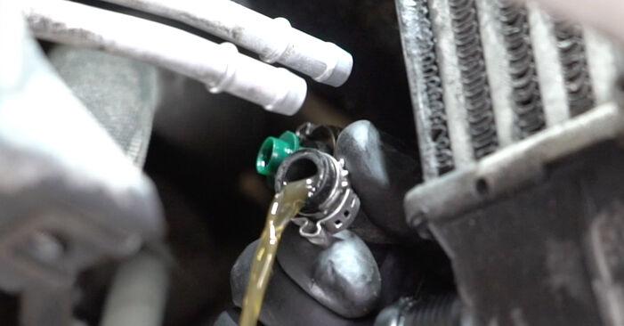 A4 Седан (8EC, B7) 2.0 2005 Комплект зъбен ремък наръчник за самостоятелна смяна от производителя