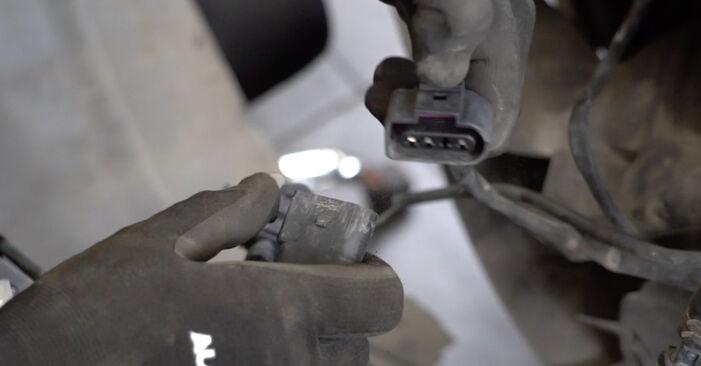 Как се сменя Комплект зъбен ремък на Ауди А4 Б8 Седан 2004 - безплатни PDF и видео уроци