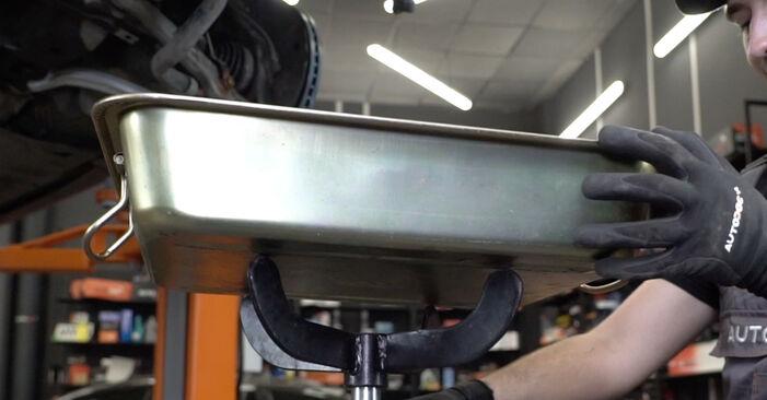 Как да демонтираме AUDI A4 2.0 2008 Комплект зъбен ремък - онлайн лесни за следване инструкции