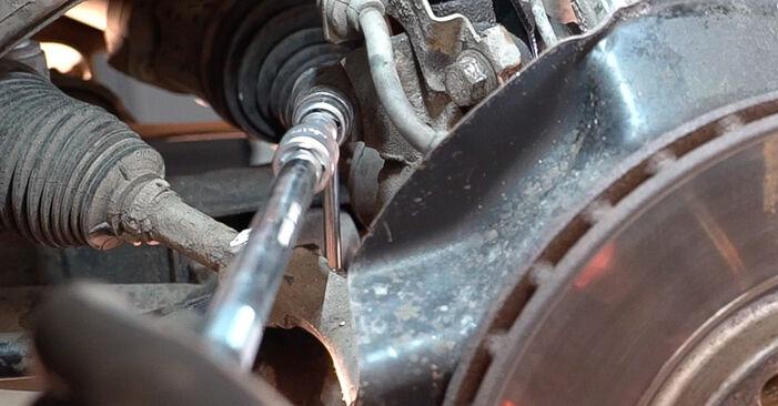 Zweckdienliche Tipps zum Austausch von Stoßdämpfer beim ALFA ROMEO 159 Sportwagon (939) 2.0 JTDM 2011