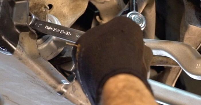 Stoßdämpfer BMW E92 335d 3.0 2006 wechseln: Kostenlose Reparaturhandbücher