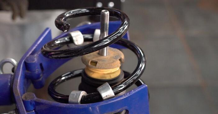 Stoßdämpfer Volvo V70 SW 2.4 T 2001 wechseln: Kostenlose Reparaturhandbücher