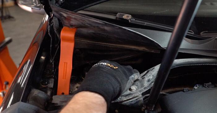 Stoßdämpfer Golf 5 2.0 GTI 2005 wechseln: Kostenlose Reparaturhandbücher