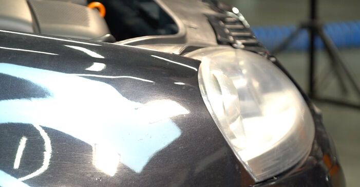 Zweckdienliche Tipps zum Austausch von Stoßdämpfer beim VW Golf V Schrägheck (1K1) 2.0 GTI 2003
