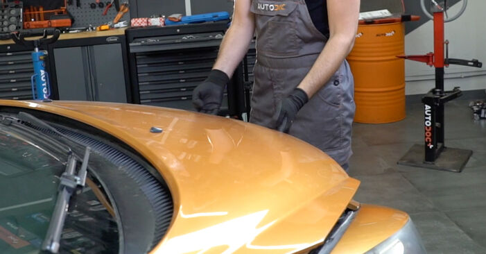 How to change Air Filter on PEUGEOT 207 (WA_, WC_) 2008 - tips and tricks