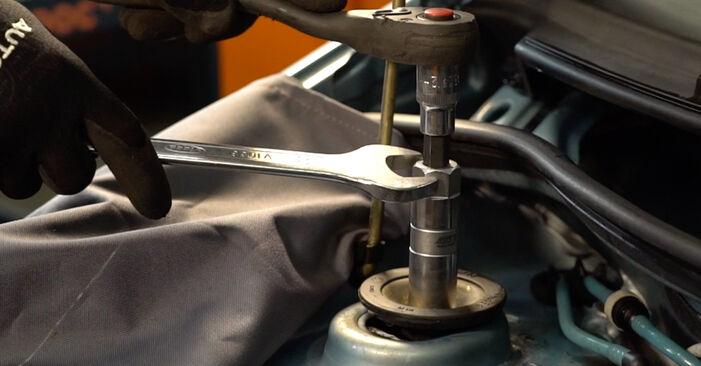Modifica Ammortizzatori su FIAT PUNTO (188) 1.9 JTD 80 2002 da solo
