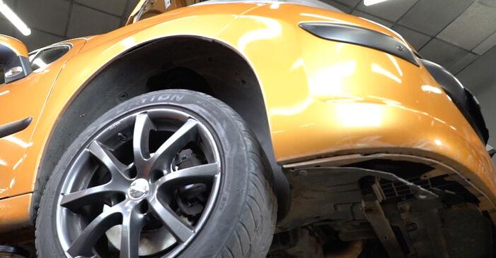 Wechseln Motorlager am PEUGEOT 207 (WA_, WC_) 1.4 16V 2009 selber