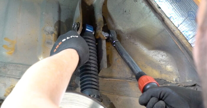 How to replace Shock Absorber on PEUGEOT 207 (WA_, WC_) 2011: download PDF manuals and video instructions