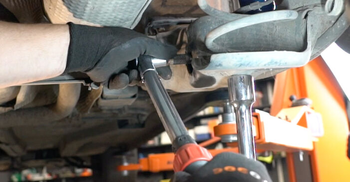 Need to know how to renew Shock Absorber on PEUGEOT 207 ? This free workshop manual will help you to do it yourself
