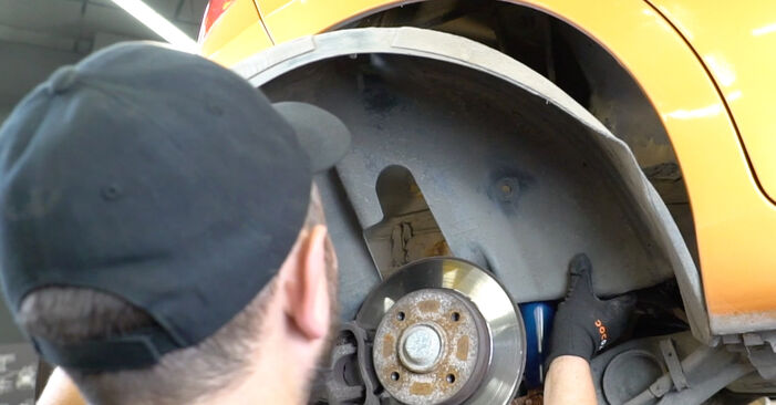 PEUGEOT 207 1.6 HDi Shock Absorber replacement: online guides and video tutorials