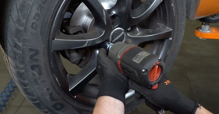 How to change Shock Absorber on PEUGEOT 207 (WA_, WC_) 2006 - free PDF and video manuals