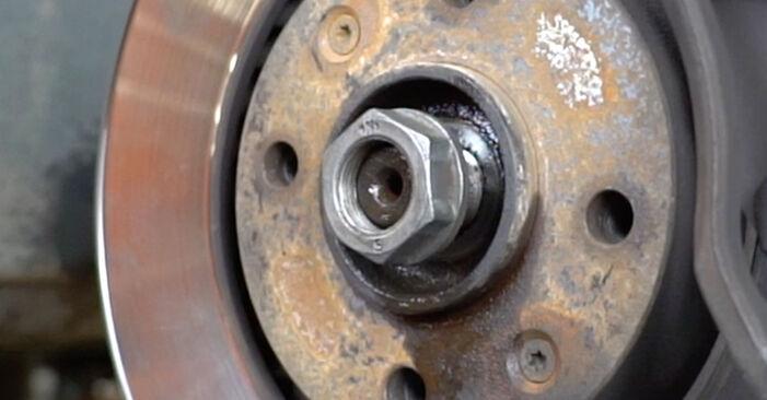 Смяна на PEUGEOT 207 (WA_, WC_) 1.6 HDi 2008 Амортисьор: безплатни наръчници за ремонт