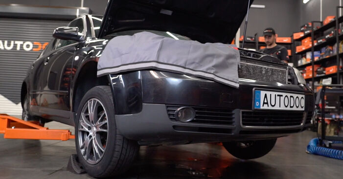 Stoßdämpfer Ihres Audi A4 B6 Avant 1.9 TDI 2003 selbst Wechsel - Gratis Tutorial