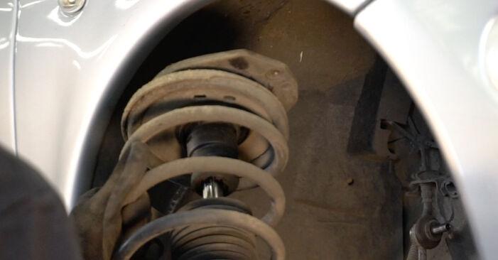 Stoßdämpfer Citroen Xsara Picasso 1.8 16V 2001 wechseln: Kostenlose Reparaturhandbücher