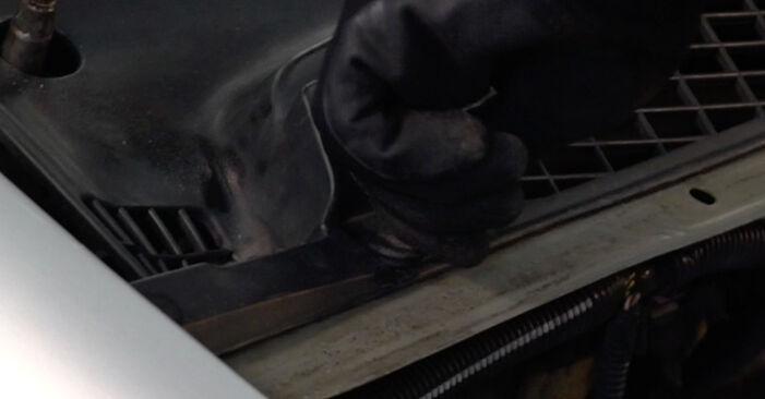 Stoßdämpfer am CITROËN XSARA PICASSO (N68) 2.0 16V 2004 wechseln – Laden Sie sich PDF-Handbücher und Videoanleitungen herunter