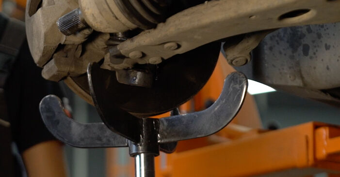 Stoßdämpfer Ihres Volvo v50 mw 2.0 D 2011 selbst Wechsel - Gratis Tutorial