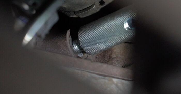 Wasserpumpe + Zahnriemensatz Ihres Renault Clio 3 2.0 16V Sport (CR0N, CR1P) 2013 selbst Wechsel - Gratis Tutorial