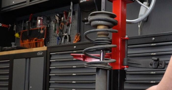 ¿Necesita saber cómo reemplazar Amortiguadores en BMW 5 SERIES ? Este manual de taller gratuito lo ayudará a hacerlo usted mismo.