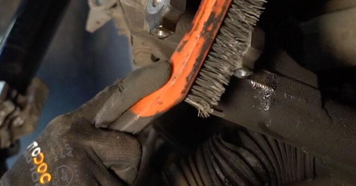 Cómo cambiar Amortiguadores en un BMW 5 Berlina (E39) 1998 - consejos y trucos