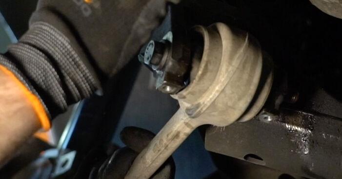 Recomendaciones paso a paso para la sustitución por su cuenta BMW E39 1999 525tds 2.5 Amortiguadores