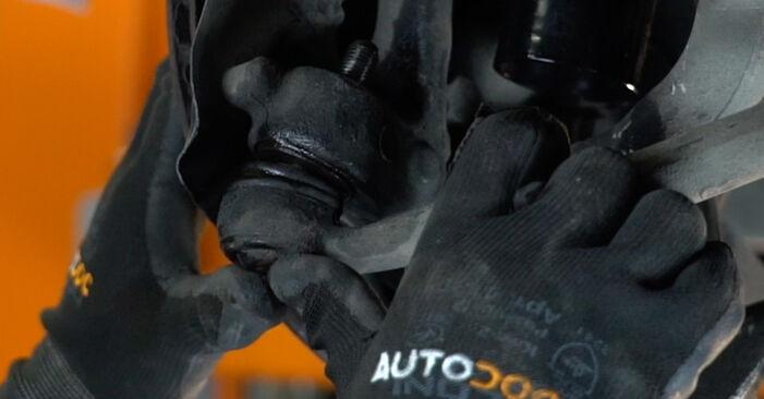 Cómo quitar Amortiguadores en un BMW 5 SERIES 525tds 2.5 1999 - instrucciones online fáciles de seguir