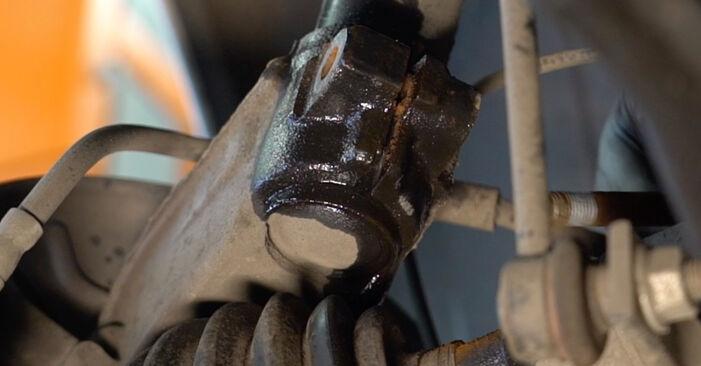 Stoßdämpfer Audi A3 8pa 2.0 TDI 2005 wechseln: Kostenlose Reparaturhandbücher