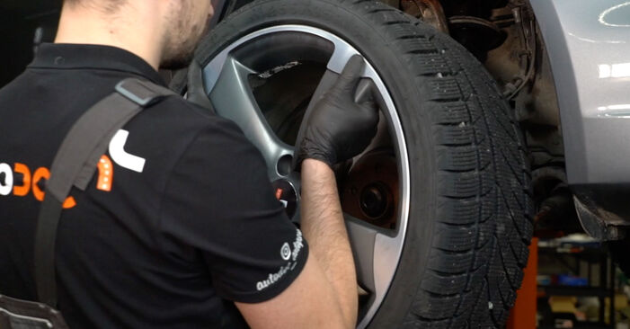 Stoßdämpfer Ihres Audi A4 B8 Limousine 3.0 TDI quattro 2015 selbst Wechsel - Gratis Tutorial