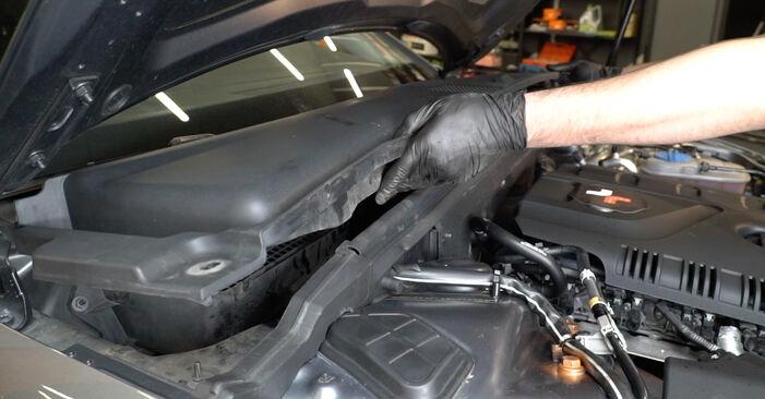 Amortyzator w AUDI A4 Sedan (8K2, B8) 2.7 TDI 2012 samodzielna wymiana - poradnik online